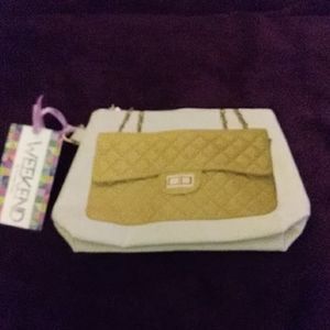 Weekend makeup bag by Thursday Friday